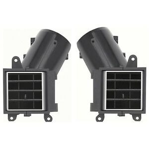 Oer 3998407 08 1970 1981 Chevy Camaro Dash Vent Set With Air Conditioning
