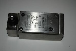 Micro Switch Ls2f4k Limit Switch Stainless Steel