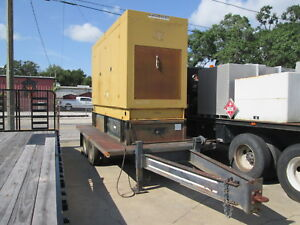1998 Katolight 500 Kw Mobile Generator