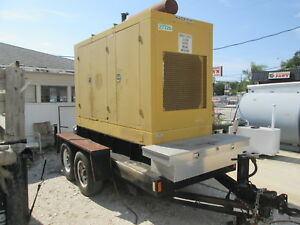 2003 Katolight 150 Kw Mobile Generator