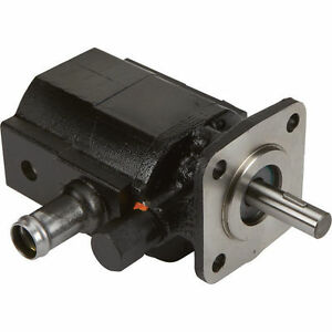 Hydraulic Pump Direct Drive 2 Stage 16 Gpm 3 000 Psi Clockwise Rotation
