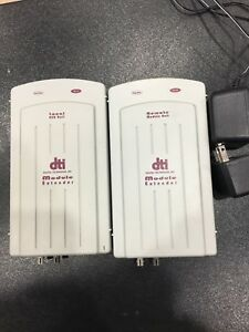 2 Nortel Norstar Citel Fiber Extender Mck Digital Techniques Ds 30 Dti Modules
