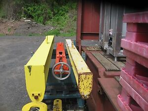 For Sale 3 Crane Lift And Spreader Beams 2 3 5 Ton Capacity