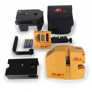 Pacific Laser Systems Pls 480 Laser Alignment System With Sld