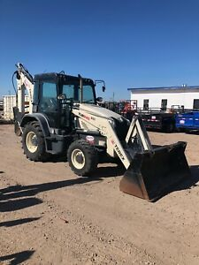 Terex Tlb840ps Backhoe 2012 Low Hours 4x4 Extend a hoe Case Jcb Cat Deere