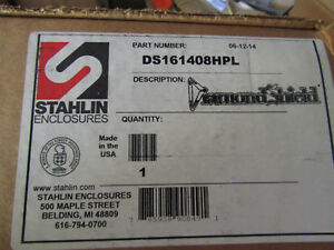 New In Original Retail Box Stahlin Enclosures Ds161408hpl