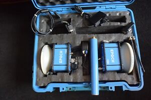 Epoch spectra Precision Model 25 Gps Base And Rover