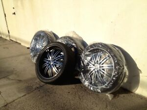 Velocity Vw865b Black Machined 22 x8 5 Custom Wheels Rims tires Free Dtla P u