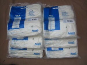 Lot Of 600 Pairs Of New Sealed Ansell 93 311 Nitrile Gloves Sz Xl Exp 1 2020