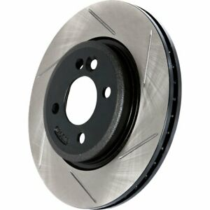 Stoptech Brake Disc Front Passenger Right Side New Rwd Mercedes 126 35060csr