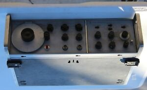 Hewlett Packard 3300a Function Generator 3304a Sweep offset Plug in