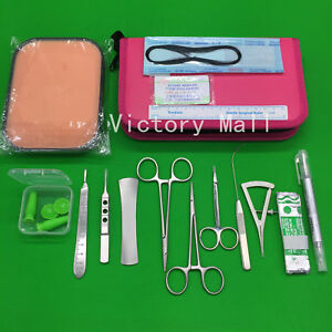 Hand Surgery Basis Pratice Eyelid Tools Ophthalmic Microsurgical Instruments
