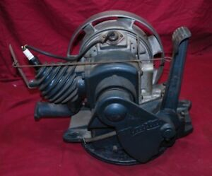 Great Running Maytag Model 92 Gas Engine Motor Hit Miss Wringer Washer 803141