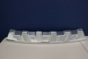 2011 2012 2013 Jeep Grand Cherokee Front Valance Cover Trim Chrome