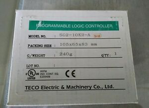 Programmable Logic Controller Teco Sg2 10kr a 3rd Edition Brand New