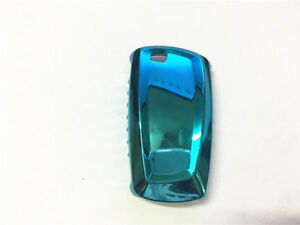 1pcs Blue Tpu Car Remote Key Cover Protective Case Trim For 3 5 Series X3 X4 M2