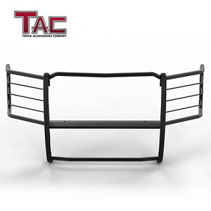 Black Grille Guard Front Bumper Bull Bar For 2017 2020 Ford F250 350 Super Duty