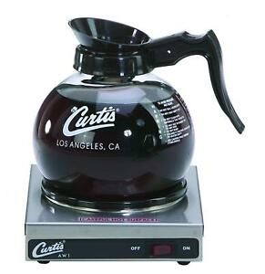 Wilbur Curtis Decanter Warmer 1 Station Warmer Hot Plate To Keep Coffee Hot
