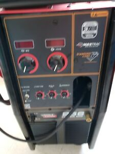 Lincoln Electric 256 Power Mig Welder K3068 1 208 230 1 60
