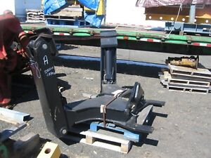 For Sale Unused Hydraulic Outriggers For Rough Terrain Fork lifts