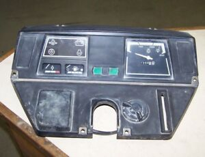 Ford New Holland T1510 Instrument Panel Gauge Cluster Sba385041103