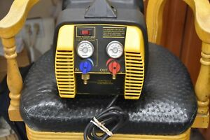 Appion G5twin Refrigerant Recovery Machine Great Condition Free S h 1yr Warranty