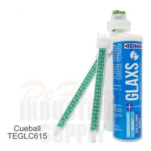 Cueball 615 Tenax Glaxs Fast Cartridge 215 Ml 2 Pack