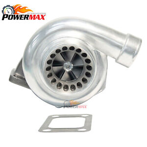 Gt35 Gt3582 A r0 70 1 06 Vband Anti surge Universal Performance Turbo T3 Flange