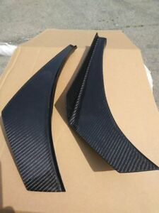 Group A S2000 Carbon Fiber Canards For Voltex Bumper Ap1 Ap2 made In Usa
