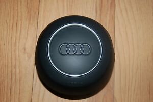Audi A4 S4 Rs4 A5 S5 Sq5 Q5 S Line Steering Wheel Airbag