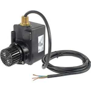 Little Giant 518550 Pe 2ysa Submersible Parts Washer Pump 300 Gph 1 40 Hp 115v