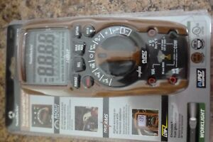 Southwire 14070t Technicianpro True Rms Cat Iv Multimeter New Sealed