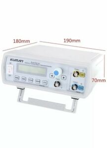 Kuman Fy2200sp 2m 2mhz Dual Channel Dds Function Signal Generator