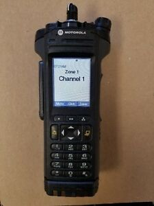 Motorola Apx7000 700 800 vhf P25 Digital Portable Radio