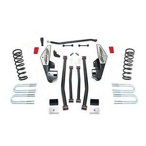 Pro Comp Suspension 6 Inch Short Arm Lift Kit With Es9000 Shocks K2076b