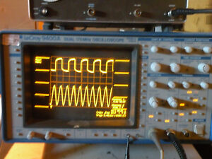 Lecroy 9400a 2 Channel Oscilloscope 175mhz 100 Ms s 5 Gs s