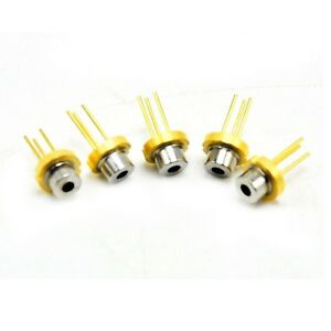 5x 405nm 50mw Violet blue Laser Diode 5 6mm To 18 Sld3232vf Sony Ld Module