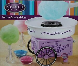 Nostalgia Electrics Model Ccm305 Cotton Candy Maker