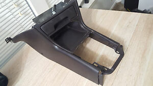 1992 1996 Toyota Camry Center Console Brown Oem