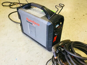 Hypertherm Powermax45 Xp Plasma Cutter With 20ft Hand Torch 088095 480v