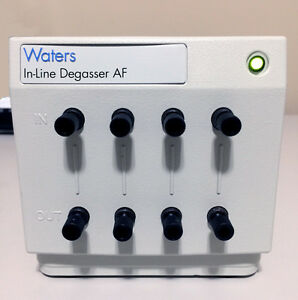 Waters 4 Channel In line Degasser Af Uplc Hplc Module Model Dg2 W Warranty