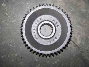 Farmall Ih 766 826 1066 1086 3688 886 1st 2nd Speed Sliding Gear 528674r