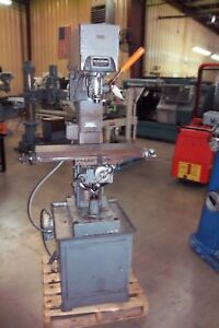 Clausing Vertical Milling Machine Model 8520