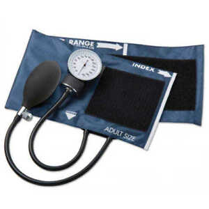 New Adc 775 Blood Pressure Monitor Aneroid Sphygmomanometer Lot Of 8