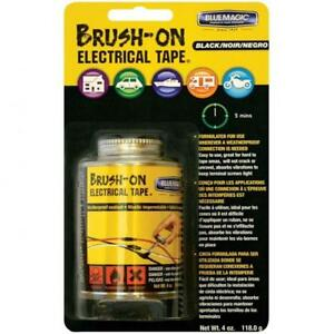Blue Magic Bot58tri Red Brush on Electrical Tape 4 Fl Oz
