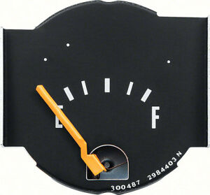 Oer 2984403 1970 1971 Dodge Dart Duster Plymouth Valiant Standard Fuel Gauge