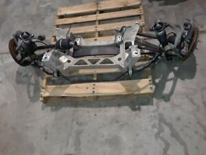 05 08 Corvette C6 Rear Independent Suspension With Cradle Control Arms Aa6278