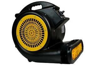 Air Foxx Am4000a 1 Horse Power Motor Air Blower Air Mover Dryer Warehouse Dryer