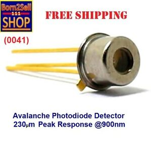 Avalanche Photodiode Detector 230 m Apd Silicon Photo Diode Siapd To 46