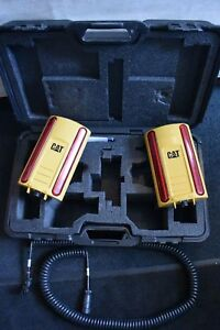 Trimble cat Model Lr410 Machine Grade Control Receivers